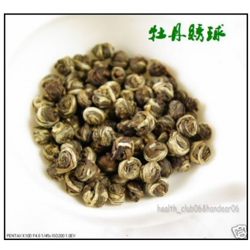 Jasmine Dragon Pearl Tea Phoenix Pearls Green Tea from Fujian China One of The Most Famous Chinese Teas 40g