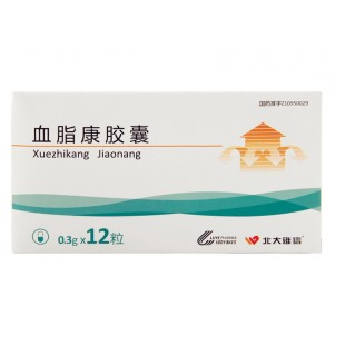 Xuezhikang Capsules Adjust blood lipid levels