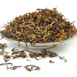 PREMIUM FuJian Tongmu, Mt. Wuyi Jin Jun Mei Golden Eyebrow Top Wuyi Black Tea