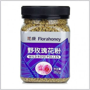 202g Natural pollen YunNan wild Rose Pollen Get international gold prize Beauty