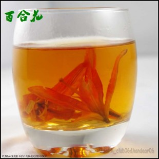 top Lily flower Tea,Chinese Organic summer Herbal