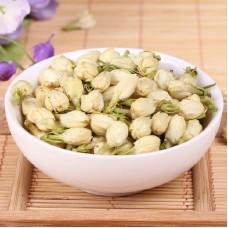 Dried Chinese Jasmine Bud Flower Tea,Leaves aroma, Mo Li Hua Cha Herbal