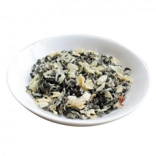 SiChuan Bi Tan Piao Xue,Fresh Best Chinese Jasmine Tea bud Jasmine green tea